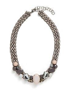 Pebble Gem Necklace