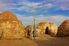 фотопутешествия: Планета Татуин (planet Tatooine)