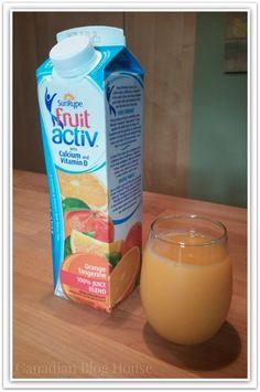 FruitActivSunRype #SunRype #FruitActiv #Juice #Health Apple Juice, Vitamin D, Health And Wellness, Orange, Fruit, Health Fitness