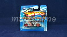 HOTWHEELS 2005 | VOLKSWAGEN NEW BEETLE CUP | 142-2005 | H9050 | WHEEL-A Volkswagen New Beetle, Rally Car, Hot Wheels, Diecast, Ebay