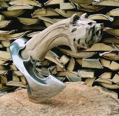 Amazing Carving!