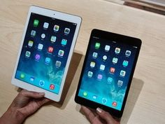 Best Info and Product Reviews for Gadget, Computer, Cellphones and Technology: 12 Inch iPad, Will thin as the iPhone 6