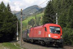 LA PASSION DU TRAIN: Autriche, suite du reportage de Maxime !!