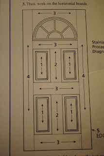House by Holly / painting your front door DIY