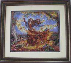 «Осіння фея». Автор Поліна Федорівна Міхно