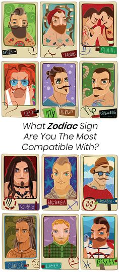 what sign am i most compatible with quiz