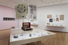 Exhibition view of Thing/Thought: Fluxus Editions, 1962–1978. The Paul J. Sachs Prints and Illustrated Books Galleries, second floor, The Museum of Modern Art, September 21, 2011–January 16, 2012. Photo by Thomas Griesel. © The Museum of Modern Art