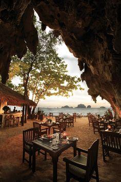 I 15 ristoranti sul mare più incredibili del mondo   Spiaggia.Piksun.com