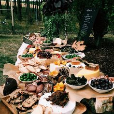 grazing table   catered for sven + steph's wedding yesterday. Twas a hot one but a beautiful one! Lily from @thedetailsco did a amazing job styling the event! And @twofrontteeth captured the day! ✕