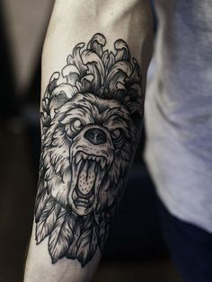 166 Cool Arm Tattoos for Men And Women cool