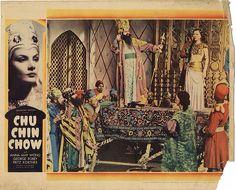 Lobby Card from the film Chu, Chin, Chow