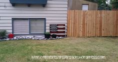 How To Extend The Height Of A Chain Link Fence Pinterest