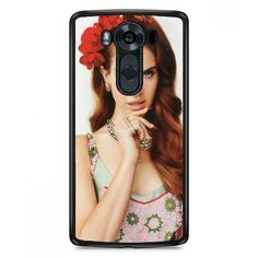 Lana Del Rey Usa Flag LG V20 Case | Casefruits