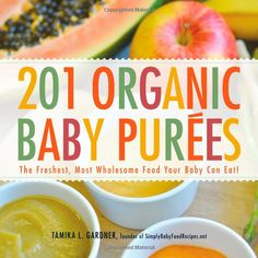 Storing and Freezing Homeade Baby Food- I already am doing this but its always good to get more info on it!