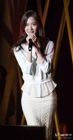 #Yoona#윤아 #ユナ #SNSD#少女時代 #소녀시대 #GirlsGeneration 140927 Innisfree Green Concert AlwaysSJH