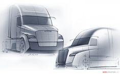 2015 Freightliner 'Inspiration Truck'