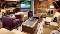 Sailing Yacht Kokomo III - The Movie Area