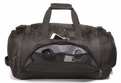 "Gemline Cross Country 24"" Duffel Bag Great for Travel or Gym - New  #Gemline #DuffleGymBag"