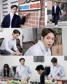 """The Boarding House Girls"" Jeong Yong-hwa with Park Si-yeon, Jang Shin-yeong, Lee Da-hae and Yoon Soy"
