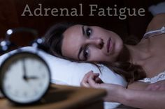 Adrenal Fatigue 101: Why You're Tired & Hangry With No Sex Drive