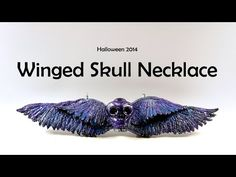 ▶ Steampunk necklace - polymer clay TUTORIAL - YouTube