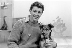John Noakes (born 6 March 1934, Shelf, near Halifax, Yorkshire) is a British television presenter and personality, best known for co-presenting the BBC children's magazine programme Blue Peter in the 1960s and 1970s. He remains the show's longest-serving presenter, with a stint that lasted 12 years and 6 months.