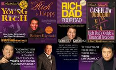If you've read any of Robert Kiyosaki's work, you know it can leave you changed. That's exactly what it did for us! Check out our rockin' new page! http://RichDadRichMom.com
