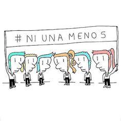 #NiUnaMenos  Por @soydeluxor  #8demarzodiainternacionaldelamujer #DíaInternacionalDeLaMujer #feliz #comic #caricatura #viñeta #graphicdesign #fun #art #ilustracion #dibujo #humor #amor #creatividad #drawing #diseño #doodle #cartoon #mujer #mujeres #women