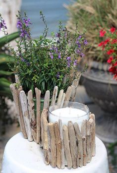 32 DIY Driftwood Projects