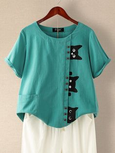 total ONLY FOR YOU 199538 - NEWCHIC Mobile Basic Tops, T Shirts For Women, Clothes For Women, Plus Size Blouses, Plus Size Fashion, Casual, Sweatshirts, Sleeves, Size Chart