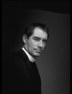 Timothy Dalton...the older he gets, the better looking he becomes! Lovely man!