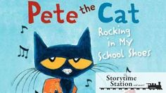 Pete the Cat: Rocking in My School Shoes By Eric Litwin - Books for kids...