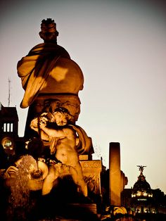 Cibeles | Foto: MARIE LAMPE-Madrid&Co.