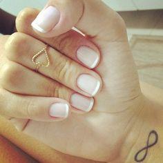 Infinity tattoo-bff tat-left inside of wrist