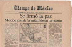 Un día en la historia: cuando México perdió la mitad de su territorio