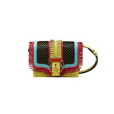 See how Milan-based designer Paula Cademartori used Art Nouveau as inspiration for her newest collection of handbags.