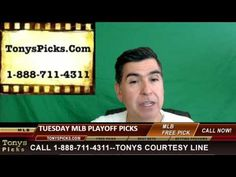 MLB Picks Predictions Betting Odds Preview Tuesday 10-18-2016