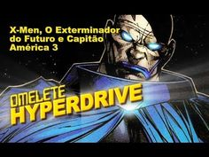 X-Men, Wolverine, Exterminador do Futuro e Capitão América 3 | Novidades