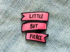 Little but fierce patch