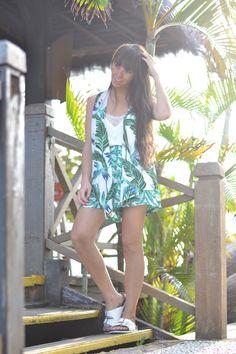 BATAM, INDONESIA: OUTFIT 4 | Wear Wild #kissmylook