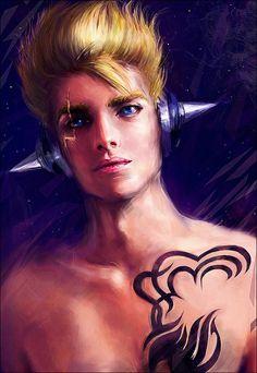 Fairy Tail - Laxus Dreyar