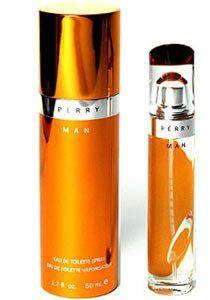 Perry Man pour Les Homme Coffret – 50 ml Eau de Toilette Vaporisateur + 90 ml Hair & Bain douche + 90 ml Body Tonic + 90 ml Après-rasage Gel...