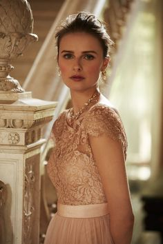 En Pointe: BHLDN's Ballet-inspired Fall 2014 Collection