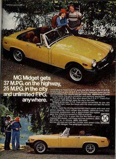 MG Midget (1976)