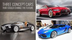 Blog: Three concept cars that could change the future of mobility. For a detailed review, visit our blog. #UAE