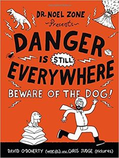 Danger Is Still Everywhere: Beware of the Dog! (Danger Is Everywhere): Amazon.co.uk: David O'Doherty: 9780316299343: Books