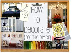 How to Decorate Series {day 16}: Decorating When You Rent by Grosgrain