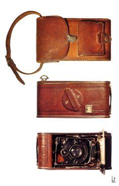 Kodak Cocarette Contessa Nettel Zeiss Ikon 1920