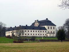Tidö slott, Västerås, Sweden.