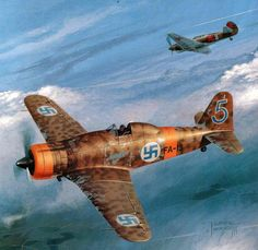 During the Continuation War, the G.50s were most successful during the Finnish offensive of 1941, after which they became ever less impressive.[51] In 1941, HLeLv 26 claimed 52 victories for the loss of only two fighters. The Soviets brought better, newer types of fighter to the front line in 1942 and 1943, while the Fiats were becoming old and run-down and the lack of spare parts meant that pilots were restricted to a minimal number of sorties
